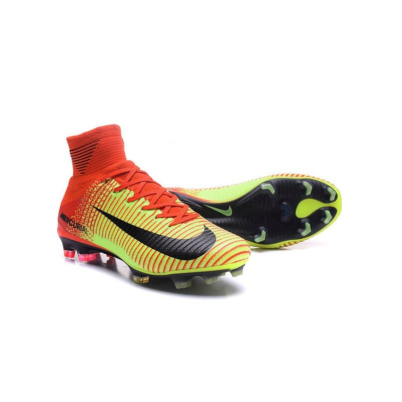 another chance c8276 0cf7a Nike New Mercurial Superfly 5 FG Cristiano Ronaldo Shoes ...