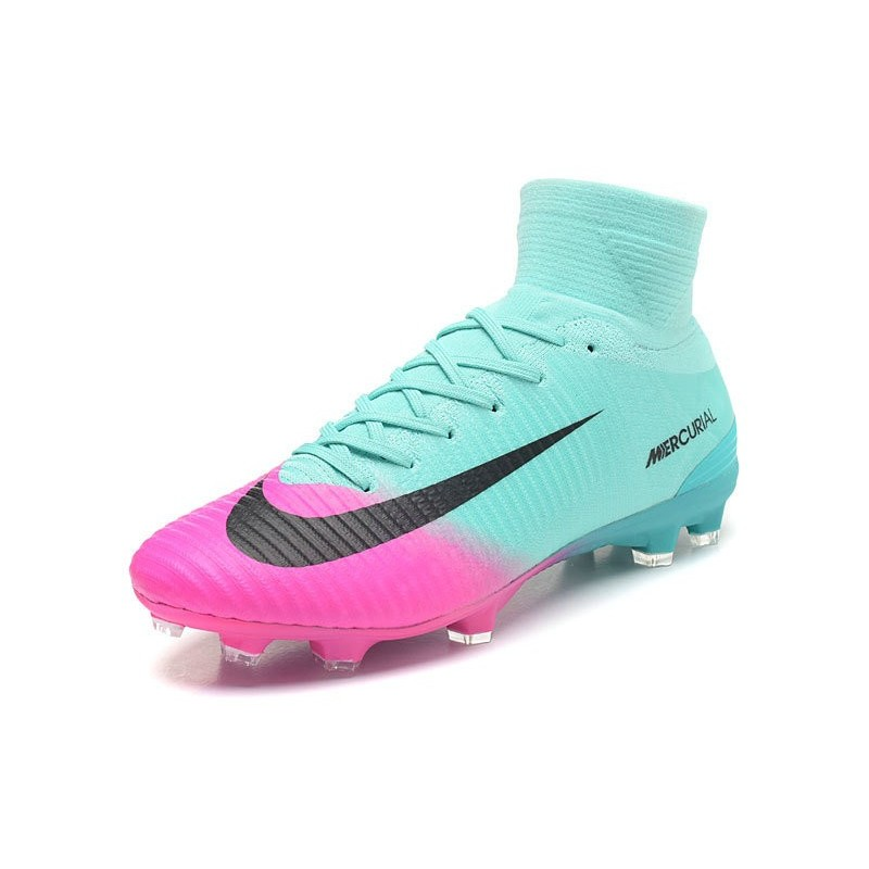 new arrival 04056 0221c Nike Mercurial Superfly V FG News Top Soccer Cleats Blue Pink Black  Maximize. Previous. Next