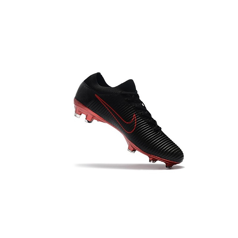 8f698d9af28 Nike Mercurial Vapor Flyknit Ultra FG New Football Shoes - Black Red  Maximize. Previous. Next