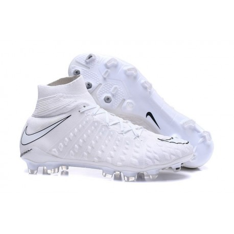 Nike Hypervenom Phantom III Dynamic Fit FG - White 4dfcfd1be20bd