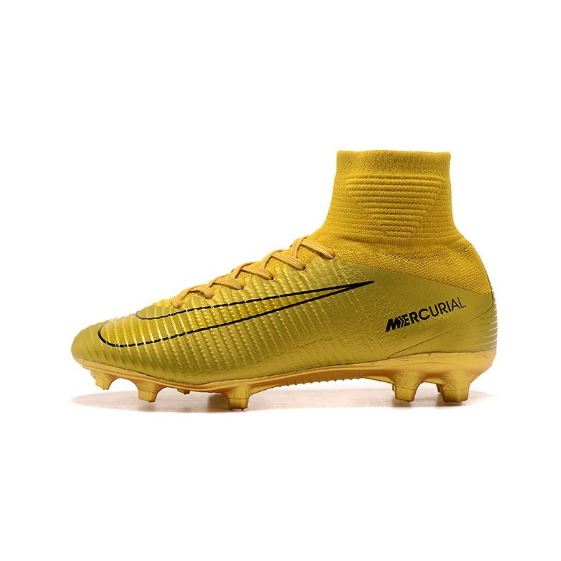 best cheap bd433 39641 Nike Mercurial Superfly 5 FG ACC Soccer Boots - CR7 Gold Maximize.  Previous. Next