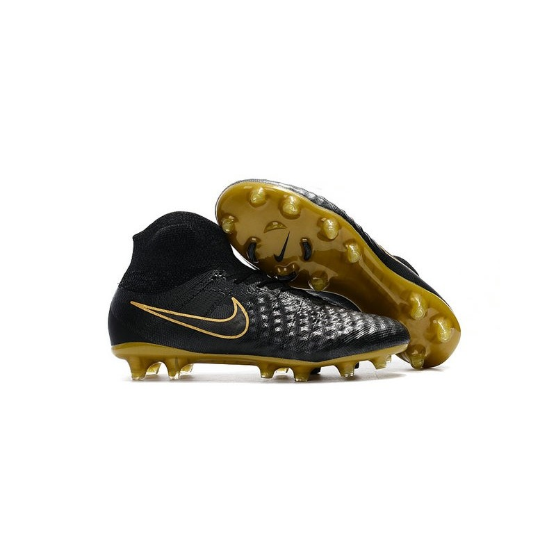 hot sales 33a4d 2ed37 Nike Hypervenom Phantom DF III 3 FG high help Green Men football shoes  860643-308