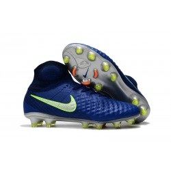 Nike Magista Obra 2 FG Firm Ground Football Boot Cyan