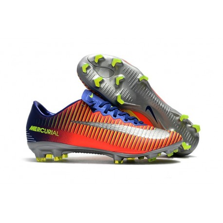 classmate gambling shit  Nike Mercurial Vapor 11 FG ACC Football Shoes Deep Blue Crimson Chrome