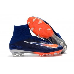Nike Mercurial Superfly 5 FG ACC Soccer Boots - Blue Orange