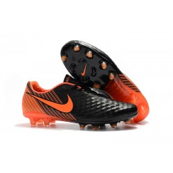 Nike Magista Opus II FG Mens Football Boots Black Orange