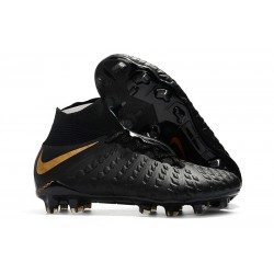 Nike Hypervenom Phantom III Dynamic Fit FG - Black Gold