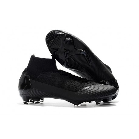 buy popular 82724 cdccc Nike Mercurial Superfly 360 Elite FG Football Boots - All Black