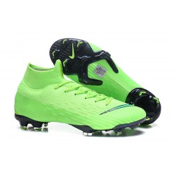 Nike Mercurial Superfly 360 Elite FG Football Boots - Green