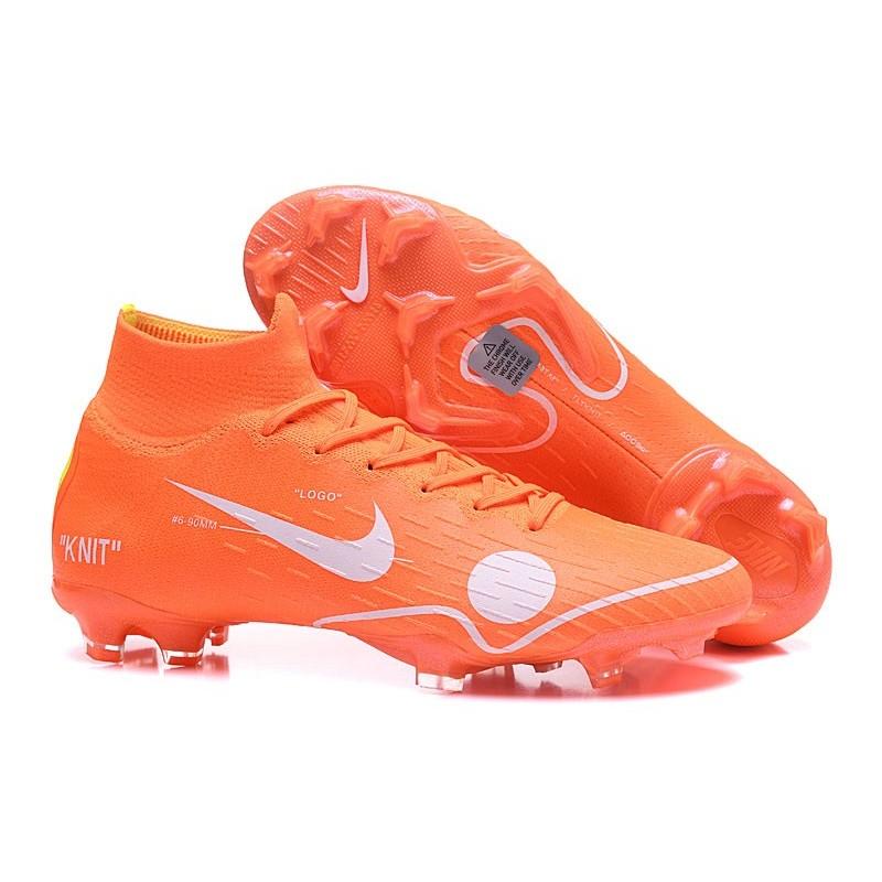 Nike \u0026 Off White Mercurial Superfly 6
