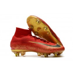 Cristiano Ronaldo CR7 Nike Mercurial Superfly 6 Elite Anti-Clog SG