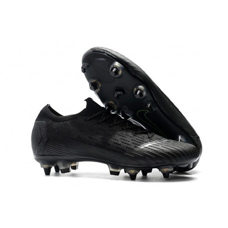 Nike Mercurial Vapor XII SG-Pro Anti-Clog All Black