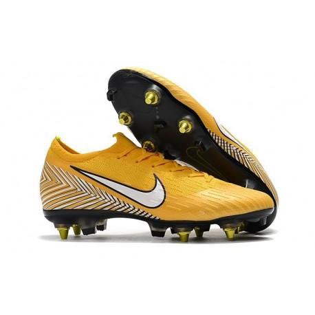 Nike Mercurial Vapor XII SG-Pro Anti-Clog Neymar Yellow
