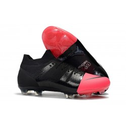 Nike Mercurial Greenspeed 360 Soccer Cleats - Black Pink