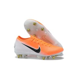 New Nike Mercurial Vapor 12 SG-Pro AC Orange White