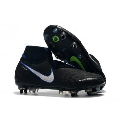 Nike Phantom VSN Elite DF SG-Pro AC Black Blue Silver