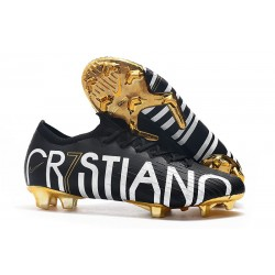 Cristiano Ronaldo Nike Mercurial Vapor 12 Elite CR7 FG Cleats