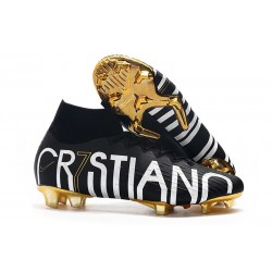 Cristiano Ronaldo New Nike Mercurial Superfly 6 Elite FG Cleats
