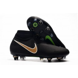 Nike Phantom VSN Elite DF SG-Pro AC Black Gold