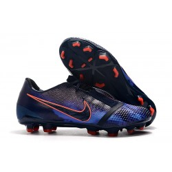 Nike Phantom Venom Elite FG Soccer Shoes Obsidian Black