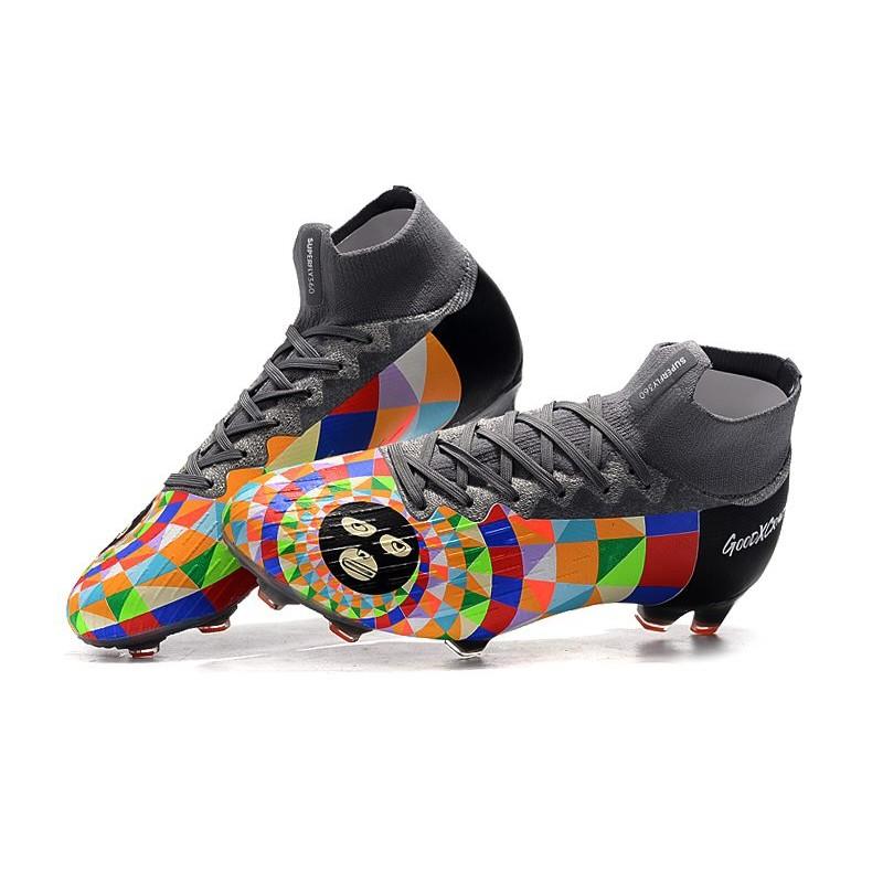 Dedos de los pies A bordo los padres de crianza  Nike Mercurial Superfly Dani Alves' Custom 2019 Boots
