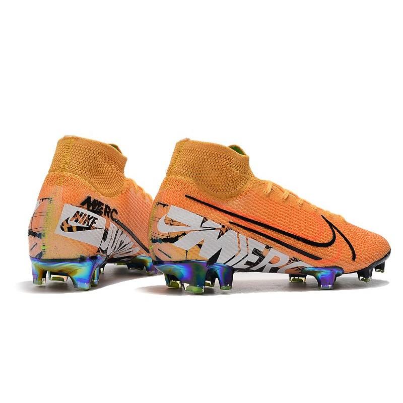 Nike Men's Superfly 6 Elite FG Soccer Cleats Thunder Grey