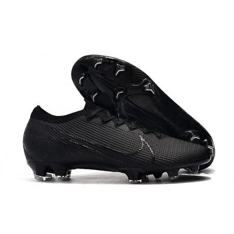 Nike Mercurial Vapor XIII Elite FG Men Boots Under The Radar Black