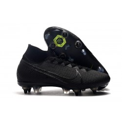 Nike Mercurial Superfly VII Elite SG Pro Black