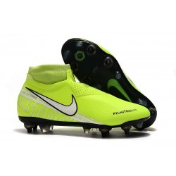 Nike Phantom VSN Elite DF SG-Pro AC Volt White