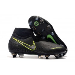 Nike Phantom VSN Elite DF SG-Pro AC Black Volt