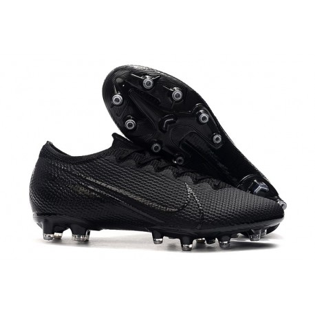 Nike Mercurial Vapor 13 Elite AG-PRO Artificial-Grass Black