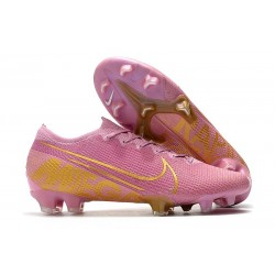 Nike Mercurial Vapor 13 Elite Flyknit FG - Pink Gold