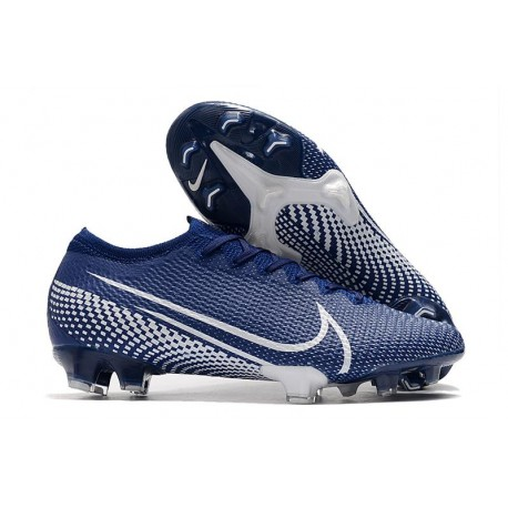 Nike Mercurial Vapor XIII 360 Elite FG - Blue White