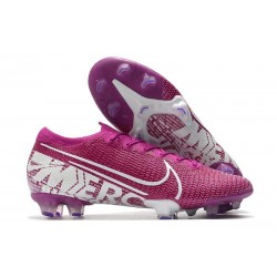 Nike Mercurial Vapor XIII 360 Elite FG -Purple White