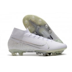 Nike Mercurial Superfly 7 Elite AG-PRO White