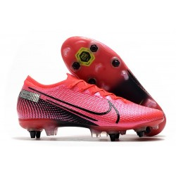 Nike Mercurial Vapor XIII Elite SG AC Future Lab -Laser Crimson Black