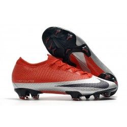 Nike Mercurial Vapor XIII 360 Elite FG Future DNA Red Silver Black