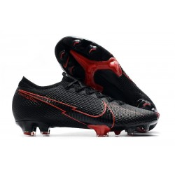 Nike Mercurial Vapor XIII 360 Elite FG -Black Red