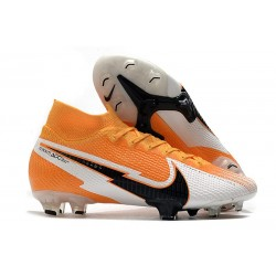 Nike Mercurial Superfly VII Elite FG Daybreak - Laser Orange Black White
