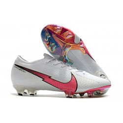 Nike Mercurial Vapor XIII 360 Elite FG - White Flash Crimson