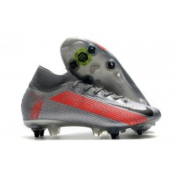 Nike Mercurial Superfly 7 Elite SG AC Neighbourhood -Bomber Grey Black