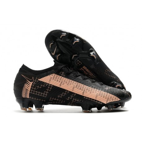 Nike Mercurial Vapor 13 Elite FG Cleats Black Pink