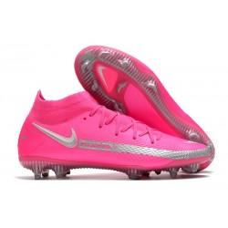 Nike Phantom Generative Texture Elite DF FG Pink Silver