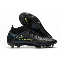 New Nike Phantom GT Elite Dynamic Fit FG Black Volt