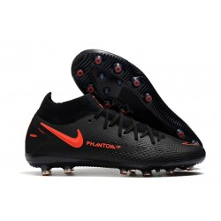 Nike Phantom GT Elite DF AG-Pro DAYBREAK PACK Black Chili Red Smoke Grey