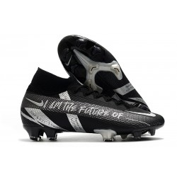 Nike Mercurial Superfly VII Elite Dynamic Fit FG Future Black Silver