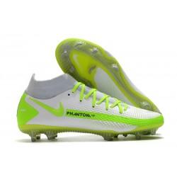 Nike Phantom Generative Texture Elite DF FG White Green