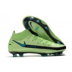 Nike Phantom Generative Texture Elite DF FG Green Blue