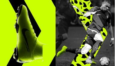 Nike Mercurial Superfly VI FG Volt Black